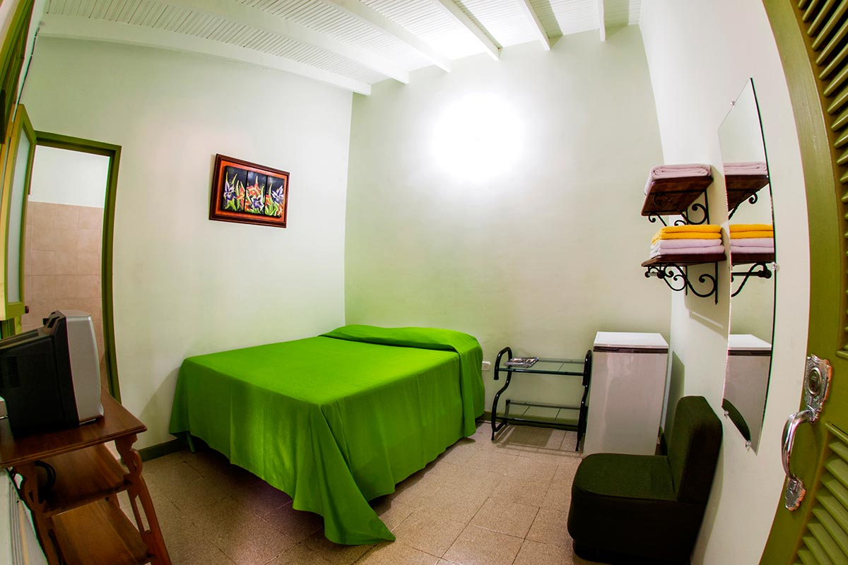Hotel Santafe de Antioquia habitación Estándar 2