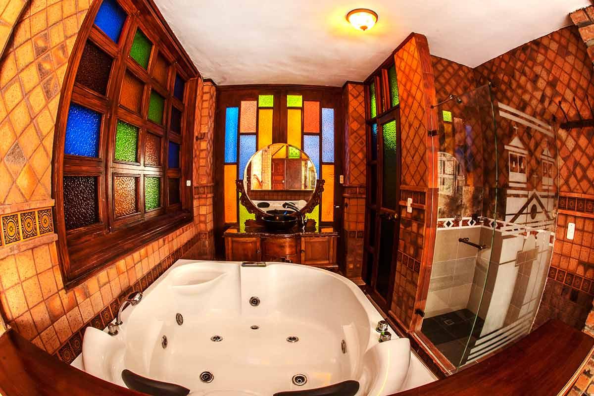 Hotel Santafe de Antioquia habitación Suite 2
