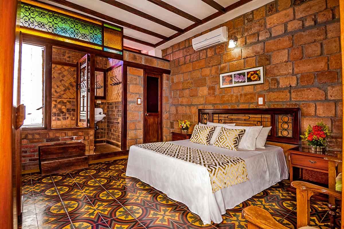 Hoteles en Guatape