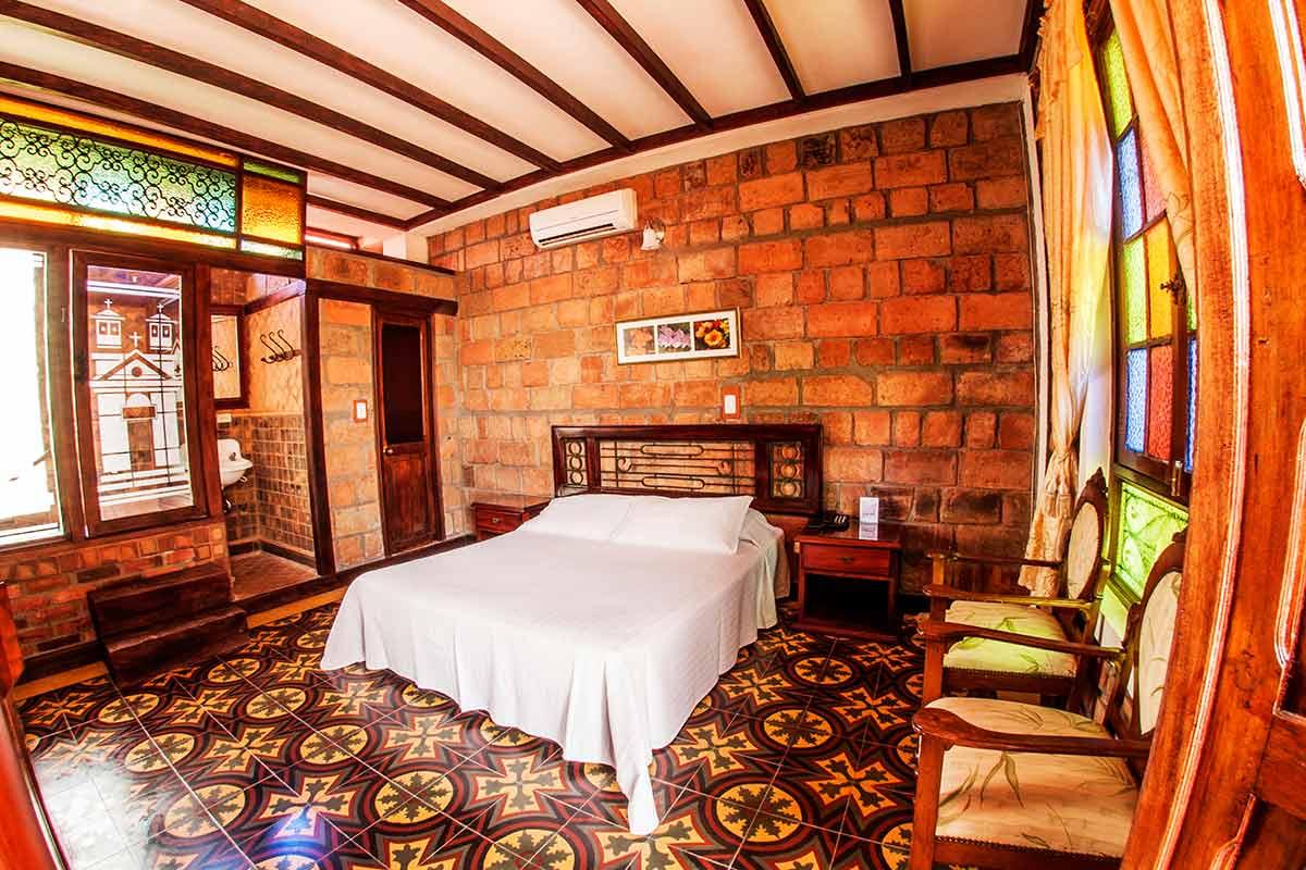 Hotel Santafe de Antioquia habitación Superior 4